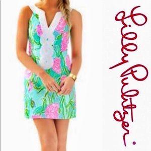 Gorgeous Lilly Pulitzer Valli shift dress NWT sz 4